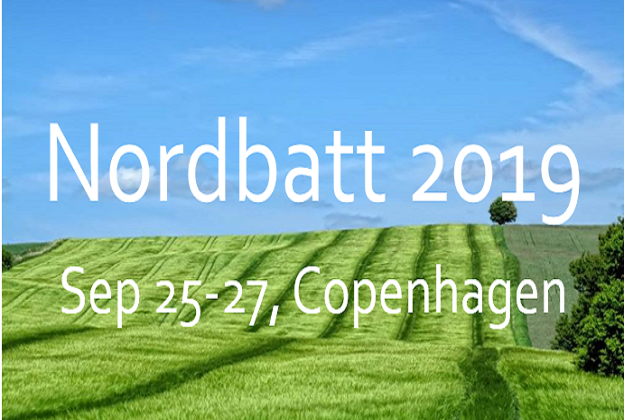 LiTHIUM BALANCE Presents at Nordbatt 2019 About the Functional Safety Requirements for BMS in Electric Cars